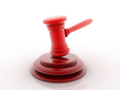 urgent property sale gavel
